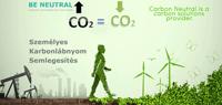 LEGYÉL TE IS KARBONSEMLEGES - weboldal és magánszemély karbonsemlegesítése