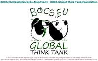 BOCS Civilizációtervezés Alapítvány | BOCS Global Think Tank Foundation