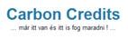 Carbon Credits … már itt van és itt is fog maradni ! …